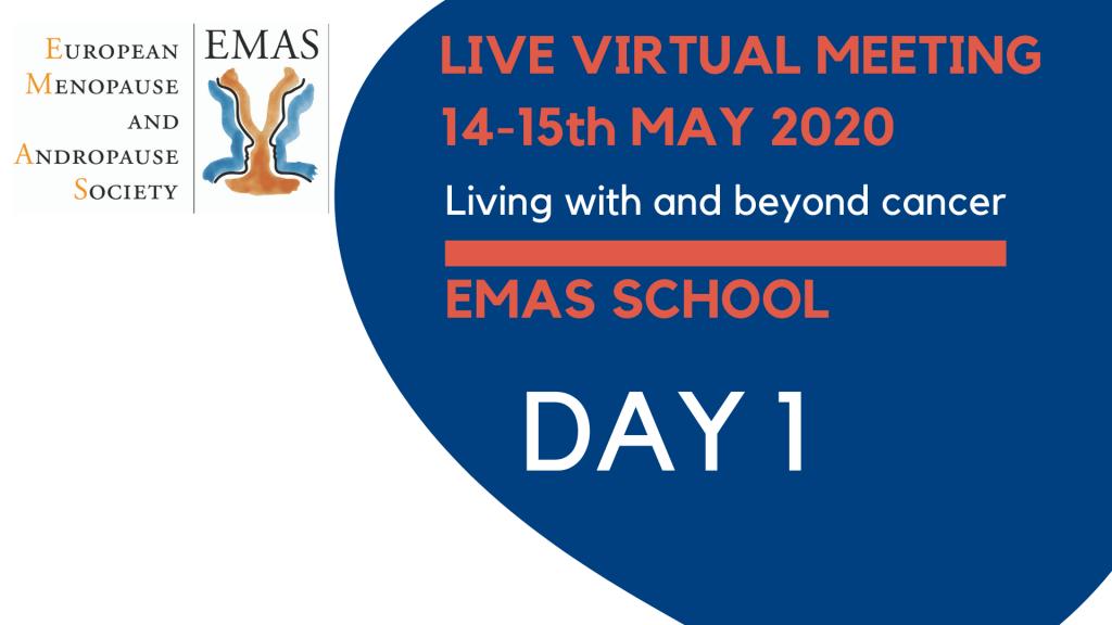 EMAS Virtual Conference 14-15 May 2020 – Day 1